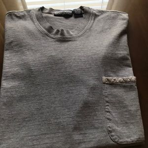 Men's MEMBERS ONLY s/s Tee with pocket Sz M